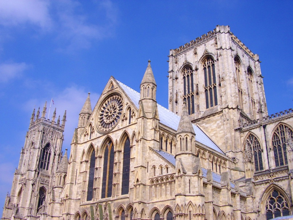 York Minster in Nordengland-©-FreeImages